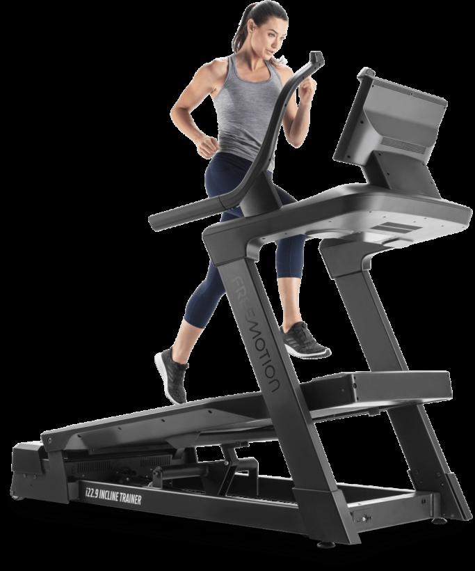 Freemotion i22.9 Incline Trainer – Treadmill.com