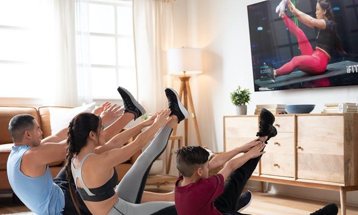 iFit TV App – Treadmill.com